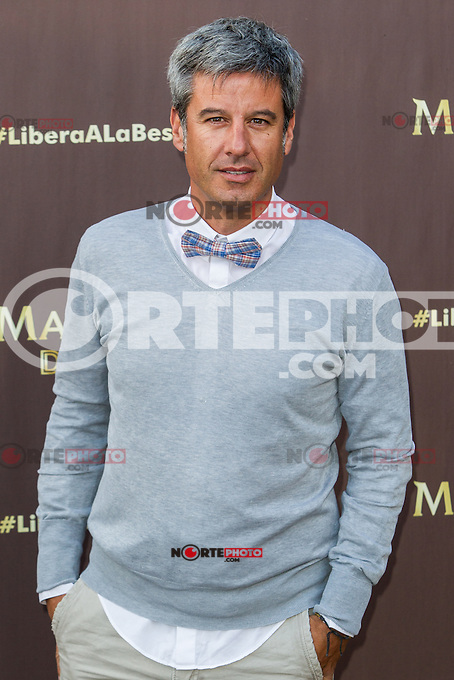 Nico Abad during the launch party for the new range of Magnum ice cream at  ME Hotel Reina Victoria. Jun 15,2016. (ALTERPHOTOS/Rodrigo Jimenez) /NortePhoto.com