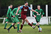 Cressing Yardley United vs Frontline Reserves - Braintree & North Essex Sunday League Neil Horrocks Memorial Invitation Plate Final at Halstead Town FC - 14/05/12 - MANDATORY CREDIT: Gavin Ellis/TGSPHOTO - Self billing applies where appropriate - 0845 094 6026 - contact@tgsphoto.co.uk - NO UNPAID USE.