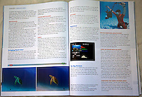 Article in the inaugural issue of Scuba Diver Through The Lens about DSLR videography
