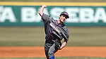 CARY, NC - MARCH 04: UMass Lowell's Colin Duffley. The University of Massachusetts Lowell River Hawks played the University of Notre Dame Fighting Irish on March 4, 2017, at USA Baseball NTC Stadium Field in Cary, NC in a Division I College Baseball game, and part of the Irish Classic tournament. UMass Lowell won the game 8-0.