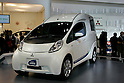 Mitsubishi I-MIEV Cargo on display during the first press day for the 41th Tokyo Motor Show, 21 October 2009 in Tokyo (Japan). The TMS will be open for the public from 23 October 2007 to 4 November 2009.