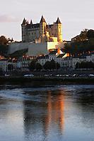 A loire chateau, Saumur