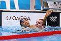 2012 Olympic Games - Swimming - Men's 200m Backstroke Final