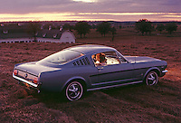 1965 Ford Mustang Fastback. Photo by John G. Zimmerman.