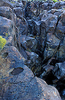 730850326 frozen lava flow fossil falls blm lands inyo county california