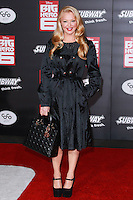 HOLLYWOOD, LOS ANGELES, CA, USA - NOVEMBER 04: Charlotte Ross arrives at the Los Angeles Premiere Of Disney's 'Big Hero 6' held at the El Capitan Theatre on November 4, 2014 in Hollywood, Los Angeles, California, United States. (Photo by David Acosta/Celebrity Monitor)