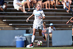 21 August 2016: North Carolina's Hannah Gardner. The University of North Carolina Tar Heels hosted the University of North Carolina Charlotte 49ers in a 2016 NCAA Division I Women's Soccer match. UNC won the game 3-0