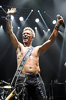 NOV 09 Billy Idol performing at Eventim Apollo