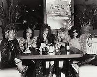 GUNS N ROSES (1985)