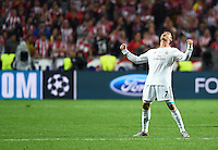 FUSSBALL CHAMPIONS LEAGUE FINALE SAISON 2013/2014, Real Madrid - Atletico Madrid