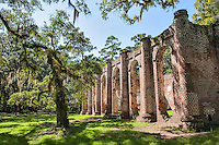 Sheldon Church Ruins - Charleston, SC