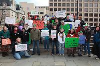 NNU Keystone XL Protest