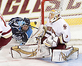 Tanner House (Maine - 29), John Muse (BC - 1) - The Boston College Eagles defeated the visiting University of Maine Black Bears 4-1 on Sunday, November 21, 2010, at Conte Forum in Chestnut Hill, Massachusetts.