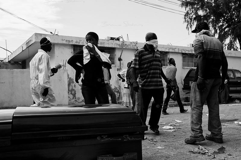 Port au Prince, Haiti, January 14 2010
