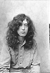 Led Zeppelin 1969 Jimmy Page Lyceum........