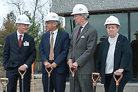 20130429 Groundbreaking Ceremony, Colchester Research Facility