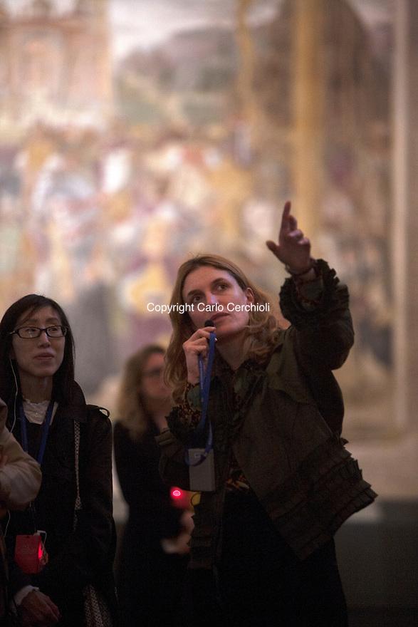 Passeggiata al Cenacolo Vinciano con Martina Mondadori
