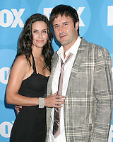Courtney Cox-Arquette & David Arquette.Fox TCA Party  Summer 06.Ritz-Carlton Hotel.Pasadena, CA.July 25, 2006.©2006 Kathy Hutchins / Hutchins Photo....