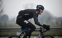 Dwars Door Vlaanderen 2013.Mathew Hayman (AUS)