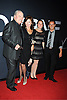 "Stacy Keach and wife, son Shannon and daughter Karolina attends the World Premiere of ""The Bourne Legacy"" on July 30, 2012 at The Ziegfeld Theatre in New York City. The movie stars Jeremy Renner, Rachel Weisz, Edward Norton, Stacy Keach, Dennis Boutsikaris and Oscar Isaac."