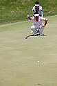 Yuta Ikeda, MAY 12, 2012 - Golf : Yuta Ikeda put on the 7th green during the PGA Championship Nissin Cupnoodles Cup 2012 3rd round at Karasuyamajo Country Club, Tochigi, Japan. (Photo by Yusuke Nakanishi/AFLO SPORT) [1090]