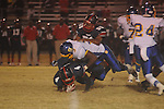 Oxford High's Darius Liggins (9) vs. Clarksdale High in Clarksdale, Miss. on Friday, November 2, 2012. Oxford won.