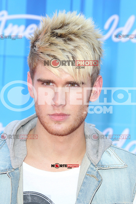 Colton Dixon at Fox's 'American Idol 2012' Finale Results Show at Nokia Theatre L.A. Live on May 23, 2012 in Los Angeles, California. ©mpi27/MediaPunch Inc.