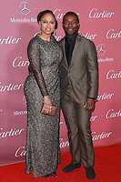 PALM SPRINGS, CA, USA - JANUARY 03: Ava DuVernay, David Oyelowo arrive at the 26th Annual Palm Springs International Film Festival Awards Gala Presented By Cartier held at the Palm Springs Convention Center on January 3, 2015 in Palm Springs, California, United States. (Photo by David Acosta/Celebrity Monitor)