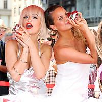 DKNY Celebrates The Launch Of The New DKNY MYNY Fragrance