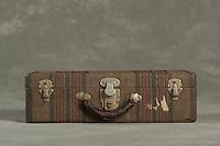 Willard Suitcases / George F /©2014 Jon Crispin