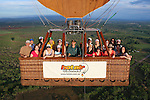 20101108 NOVEMBER 08 Cairns Hot Air Ballooning