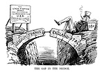 The Gap in the Bridge.