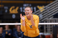 Cal Volleyball W vs West Virginia, September 9, 2016