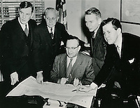 1950 March 21..Historical..Mr. Foley approving initial Federal Grant Reservation...NEG#.NRHA# 776-B..