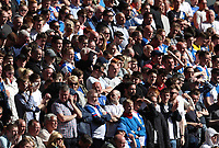 Blackburn Rovers Fans at the end of todays match<br /> <br /> Photographer Rachel Holborn/CameraSport<br /> <br /> The EFL Sky Bet Championship - Wolverhampton Wanderers v Blackburn Rovers - Saturday 22nd April 2017 - Molineux - Wolverhampton<br /> <br /> World Copyright &copy; 2017 CameraSport. All rights reserved. 43 Linden Ave. Countesthorpe. Leicester. England. LE8 5PG - Tel: +44 (0) 116 277 4147 - admin@camerasport.com - www.camerasport.com