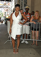 NEW YORK, NY-July 27: Fantasia Barrino at AOL BUILD to talk about her 5th Album The Defimnition Of  in New York. NY July 27, 2016. Credit:RW/MediaPunch