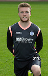St Johnstone FC 2014-2015 Season Photocall..15.08.14<br /> Zander Clark<br /> Picture by Graeme Hart.<br /> Copyright Perthshire Picture Agency<br /> Tel: 01738 623350  Mobile: 07990 594431