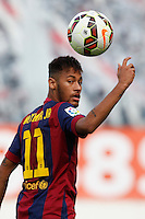 Rayo Vallecano V Barcelona match, La Liga match