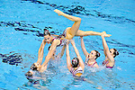 British Synchro Champs - 13 April 2014