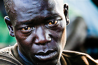 Charles Banya, former LRA rebel - many of the LRA's rebel fighters are abducted as children, brutalised beyond imagination then conditioned into killing machines, often slaughtering their own families. This cycle of violence (since 1987) is one of Africa's longest running conflicts. <br /> <br /> Kitgum, Northern Uganda
