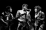 Bruce Springsteen, Clarence Clemons & Nils Lofgren.© Chris Walter.Photofeatures International
