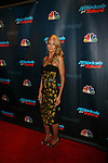 Judge Heidi Klum at America's Got Talent Post Show Red Carpet at Radio City Music Hall, NY