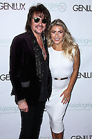 BEVERLY HILLS, CA, USA - JULY 24: Richie Sambora, Emma Slater at the Genlux Magazine Summer July 2014 Issue Release Party held at the Luxe Hotel on July 24, 2014 in Beverly Hills, California, United States. (Photo by Xavier Collin/Celebrity Monitor)