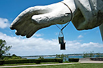 Statue. Newport, RI
