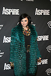 """Designer Stacey Bendet Attends ASPiRE presents the Super 70s Soul Party Hosted Earvin """"Magic"""" Johnson  at Time Warner Cable Studio Highline Stages, NY"""