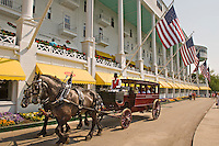 MACKINAC ISLAND STOCK PHOTOGRAPHY PHOTOS PICTURES IMAGES