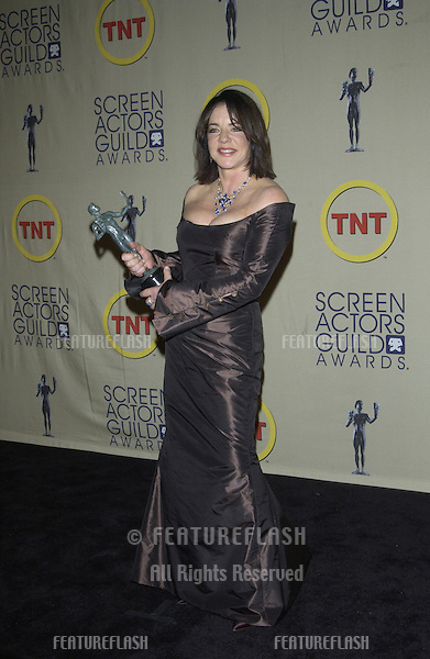 STOCKARD CHANNING at the 9th Annual SCREEN ACTORS GUILD AWARDS in Los Angeles.March 9, 2003..© Paul Smith / Featureflash