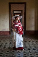 Chef Patricia Quintana, Hacienda Tekik de Regil, Timucuy, Yucatan, Mexico