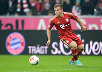 FUSSBALL   1. BUNDESLIGA  SAISON 2012/2013   13. Spieltag FC Bayern Muenchen - Hannover 96     24.11.2012 Xherdan Shaqiri (FC Bayern Muenchen)