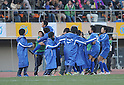 Ichiritsu Funabashi team group, JANUARY 9, 2012 - Football /Soccer : 90th All Japan High School Soccer Tournament final between Ichiritsu Funabashi 2-1 Yokkaichi Chuo Kogyo at National Stadium, Tokyo, Japan. (Photo by Atsushi Tomura/AFLO SPORT) [1035]